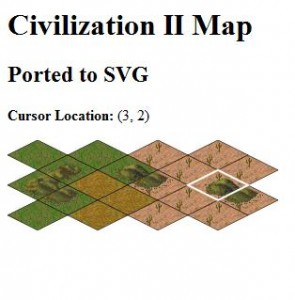SVG - Civilization II: Screenshot