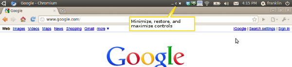 namebar screenshot